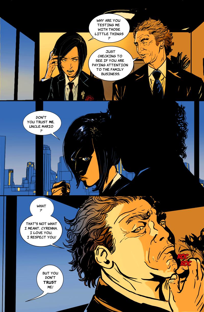 Kings Club Chapter 1 La Vendetta PG002