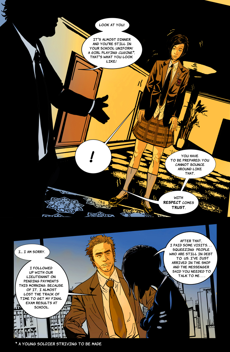 Kings Club Chapter 1 La Vendetta PG003